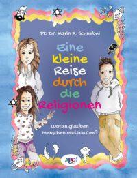 Titelseite: ine kleine Reise durch die Religionen